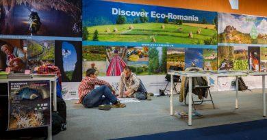 """Eco-destinaţia Pădurea Craiului a fost la """"Salonul bicicletei"""""""